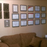 Some of our awards and qualifications