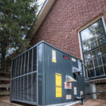 16 SEER gas package system
