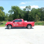 Toyota Tundra service truck